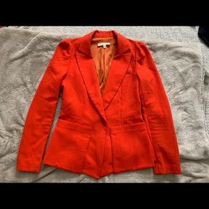 Jackets & Blazers - Beautiful orange blazer